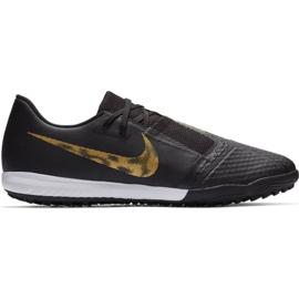 Nike Nike Phantom Venom Academy M Tf AO0571 077 fotbollsskor svart, guld svart