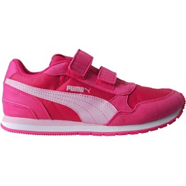 Puma St Runner v2 Nl V Ps Jr 365294 12 skor rosa