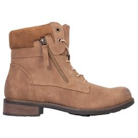 Goodin Brown Boots brun