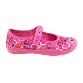 Befado barnskor 114X358 rosa