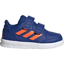 Adidas AltaSport Cf I Jr G27108 skor blå