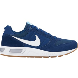 Nike Nightgazer M 644402 412 skor marinblå