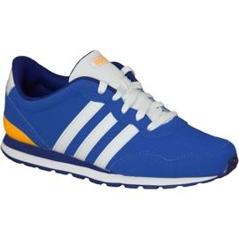 Adidas V Jog Kids AW4835 skor blå