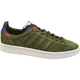 Adidas Campus M BB0077 skor grön