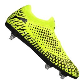 Puma Future 4.4 Sg Fg M 105687-02 fotbollsskor gul gul