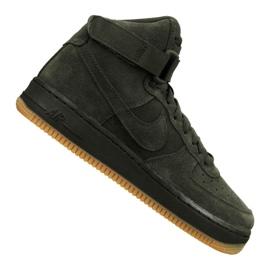 Nike Air Force 1 High Lv 8 Gs Jr 807617-300 skor grön