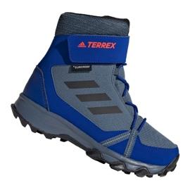 Adidas Terrex Snow Cf Cp Cw Jr G26579 skor