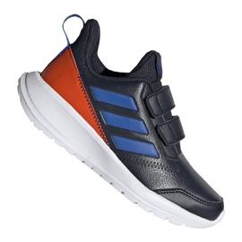 Adidas Jr AltaRun Cf Jr G27235 skor svart