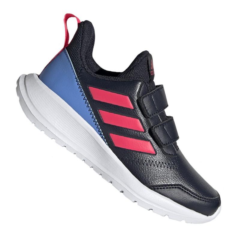 Adidas Jr AltaRun Cf Jr G27230 skor svart