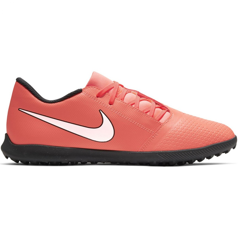 Nike Phantom Venom Club Tf M AO0579 810 fotbollsskor apelsin vit, orange