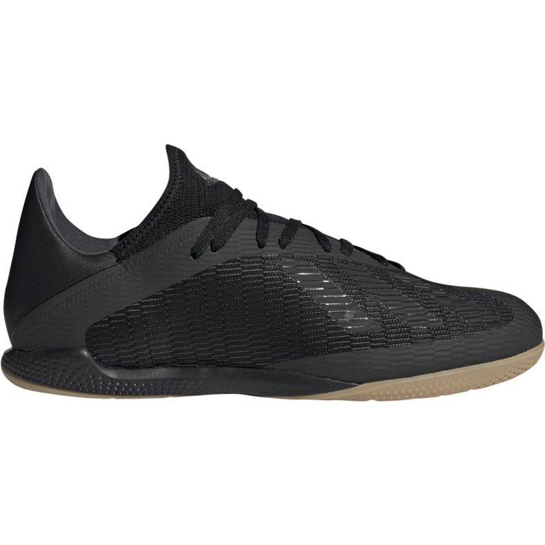 Adidas X 19.3 I M F35369 fotbollsskor svart svart