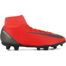 Nike Jr Mercurial Vapor 12 Club Ps (V) Mg VitOrange