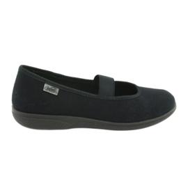 Befado jeansskor pvc 412Q002 svart