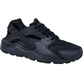 Nike Huarache Run Gs W 654275-403 skor svart