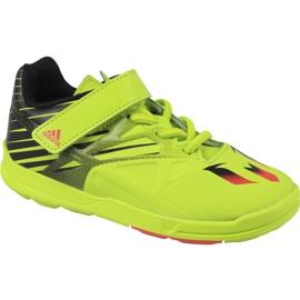 Adidas Messi El IK Jr AF4052 skor gul