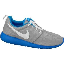 Nike Rosherun Gs W 599728-019 skor grå