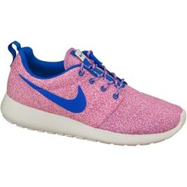 Nike Rosherun Print W 599432-137 skor rosa
