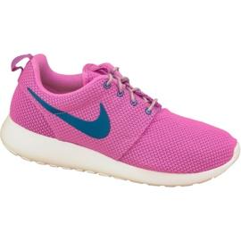 Nike Rosherun W 511882-502 skor rosa