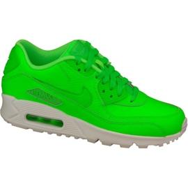 Nike Air Max 90 Ltr Gs W 724821-300 skor grön