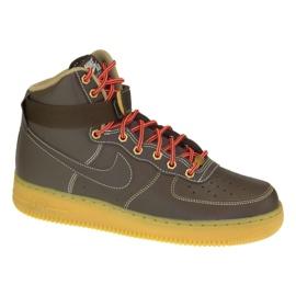 Nike Air Force 1 High M 315121-203 skor brun