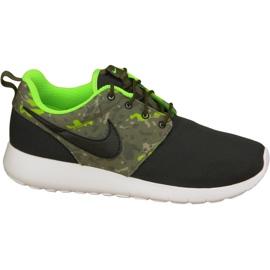 Nike Roshe One Print Gs M 677782-008 skor