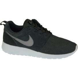 Nike Roshe One Suede M 685280-001 skor svart