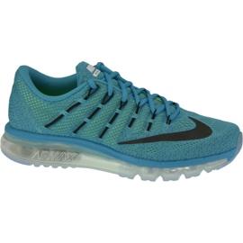 Nike Air Max 2016 M 806771-400 skor blå