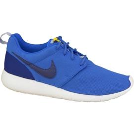 Nike Roshe One Gs W skor 599728-417 blå