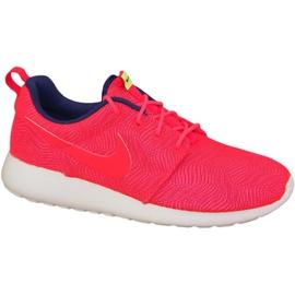 Nike Roshe One Moire W 819961-661 röd