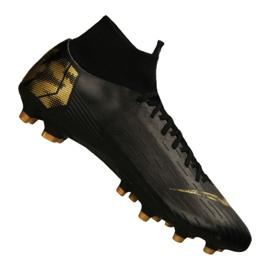 Nike Superfly 6 Pro AG-Pro M AH7367-077 skor svart svart, guld