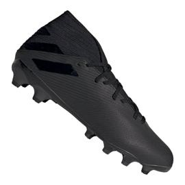 Adidas Nemeziz 19,3 Mg M EF8874 skor svart svart