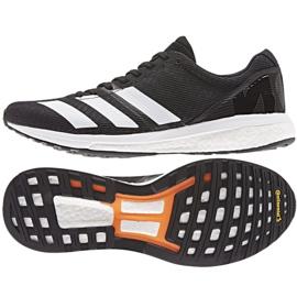 Adidas adizero Boston 8 m M G28861 löparskor svart