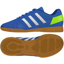 Adidas Top Sala Jr FV2632 inomhusskor blå