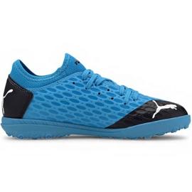 Puma Future 5.4 Tt Jr 105813 01 fotbollsskor blå