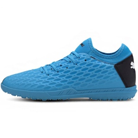 Puma Future 5.4 Tt M 105803 01 fotbollsskor blå
