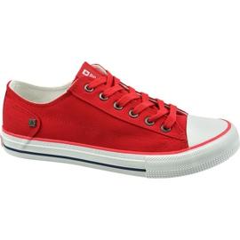Big Star Shoes W DD274339 röd