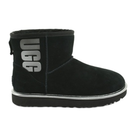 Ugg Classic Mini Ugg Rubber Logo W 1110087-BMT