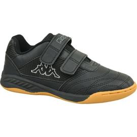 Kappa Kickoff K Jr 260509K-1116 skor svart