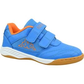 Kappa Kickoff K Jr 260509K-6044 skor blå