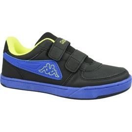 Kappa Trooper Ice Jr 260745K-1160 skor svart
