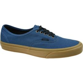Vans Ua Autentiska M VN0A38EMU4C1 skor blå