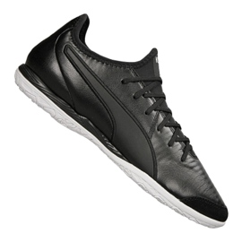 Puma King Pro It M 105669-01 inomhusskor svart svart