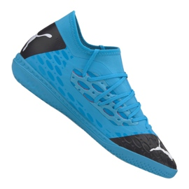 Puma Future 5.3 Netfit It M 105799-01 inomhusskor blå