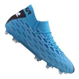 Puma Future 5.2 Netfit Fg / Ag M 105784-01 fotbollsskor blå