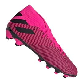 Adidas Nemeziz 19,3 Mg M 024 EF8024 skor rosa