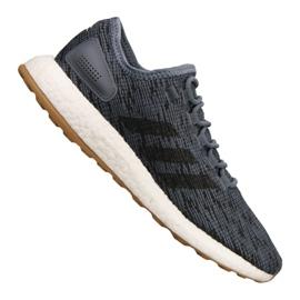 Adidas PureBoost M CM8298 skor grå