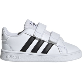 Adidas Grand Court I Jr EF0118 skor vit