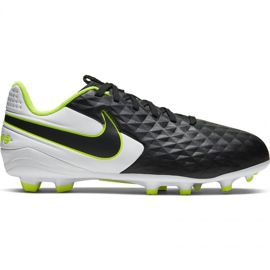 Nike Tiempo Legend 8 Academy FG / MG Jr AT5732-007 fotbollsskor svart