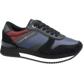 Tommy Hilfiger Active City Sneaker W FW0FW04304 990 marinblå