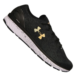 Under Armour Charged Bandit 3 Ombre M 3020119-001 skor svart